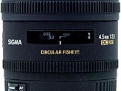 Sigma 4.5mm F:2.8 EX DC HSM Circular Fisheye