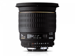 Sigma 20mm F/1.4 EX DG ASP RF