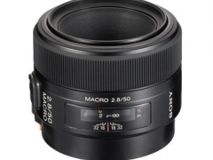 Sony 50mm F/2.8 Macro (Alpha)