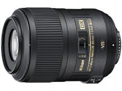 Nikon 85mm F/3.5 G AF-S VR DX ED Micro