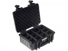 B&W 4000 Hard Case