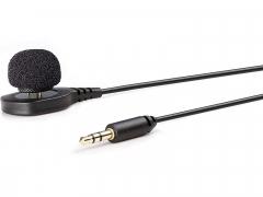 Boya BY-HLM1 Pin Mount Style Microphone