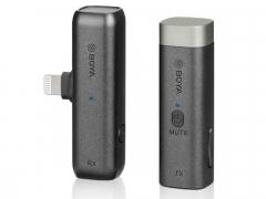 Boya By-WM3D 2.4 GHz Wireless Microphone