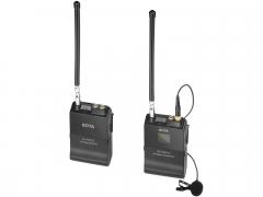 Boya WFM12 VHF Wireless Microphone System