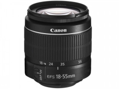Canon 18-55mm EF-S IS (S/H)