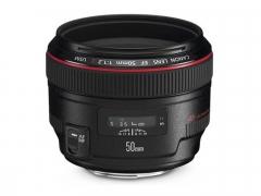 Canon 50mm f/1.2L S/H