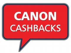 Canon Cashbacks