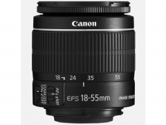 Canon EF-s 18-55 IS STM I (S/H)