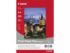 Canon Photo Paper Plus SG-201 A4 20 Sheets (Semi Glossy)