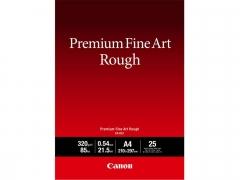 Canon Photo Paper Premium Fine Art FA-RG1 A4 25 Sheets (Rough)