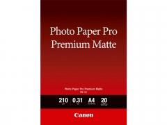 Canon Photo Paper Pro Premium PM-101 A4 20 Sheets (Matte)