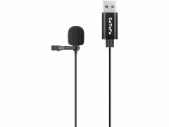 CaTeFo FO-ULM1 USB Lavalier Microphone