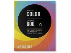 Polaroid 600 Color Template Film Packs