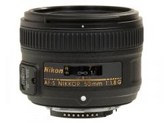 Nikon 50mm F/1.8G AF-S FX