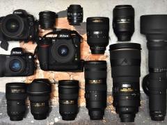 Demo, Second Hand Cameras & Lenses
