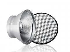 Elinchrom 18cm Reflector & 30deg Grid