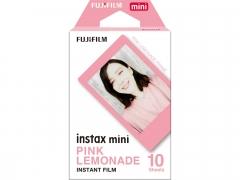 Fuji Instax Mini Pink Lemonade (10 Pack)