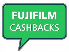 Fujifilm Cashbacks