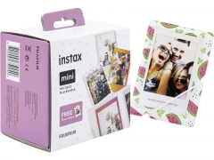 Fujifilm Instax Deco Bundle Pack (Rainbow,Candypop & Macron Film) 30 Pack