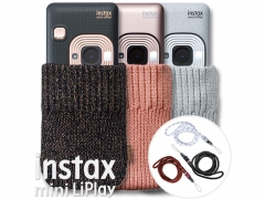 Fujifilm Instax Liplay Neck Strap & Sock Cover Only!