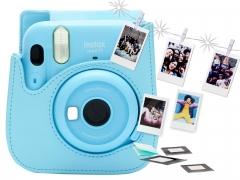 Fujifilm Instax Mini 11 Sky-Blue Bundle Kit
