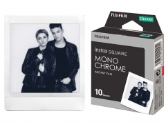 Fujifilm Instax Square Monochrome 10 Pack Film