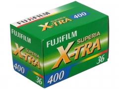 Fujifilm Superia 400 135/36 Exp