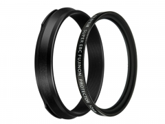 Fujifilm Weather-Resistant Kit X100V Black (Adaptor Ring and Protector Filter)