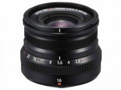 Fujifilm XF 16mm F:2.8 R WR