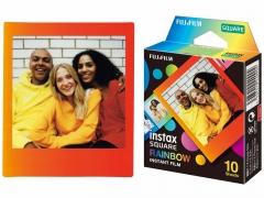 Fujifim Instax Square Rainbow Film 10 Pack