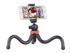Gizomos Phone Holder + Flexible Mini Tripod Set (GP-03-ST)