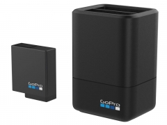 GoPro Dual Battery Charger + Battery (Hero8/7)