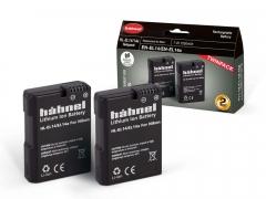 Hahnel Nikon HL-EL14 Twin Pack
