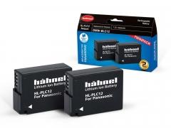 Hahnel Panasonic HL-PLC12 Twin Pack