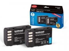 Hahnel Panasonic HL-PLF19 Twin Pack