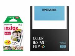 Fuji/Polaroid Instant Film