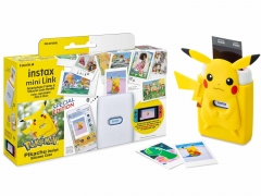 Instax Mini Link SE Pokémon Pikachu Bundle