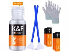 K&F 24mm Full-Frame Sensor Cleaning Swab Kit
