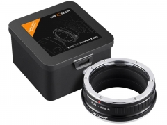 K&F M12194 Canon EF Lenses to Canon EOS R Lens Mount Adapter