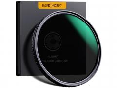 K&F 58mm Nano-X Pro Variable Fader NDX ND8-128 Filter