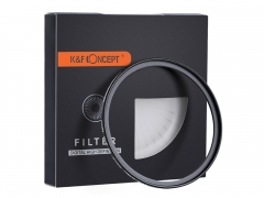 K&F 62mm Slim Multi Coated UV Protection Filter