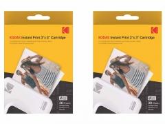 """Kodak Zink Instant print 3""""x3"""" 60 Sheets"""