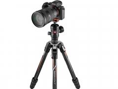 Manfrotto MKBFRTC4GTA-BH Tripod Befree Gt Carbon Sony Alpha Camera Mount