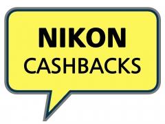 Nikon Instant Cashback