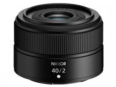 Nikon Z 40mm F:2