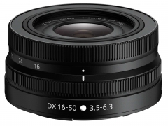 Nikon Z DX 16–50mm F:3.5–6.3 VR Nikkor