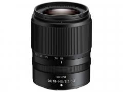 Nikon Z DX 18-140mm F:3.5-6.3 VR