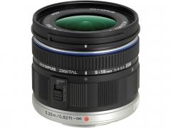 Olympus Zuiko ED 9-18mm F:1:4.0-5.6