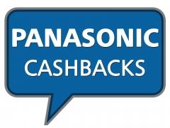 Panasonic Cashbacks