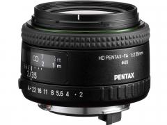 Pentax HD FA 35mm F:2